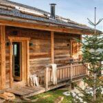 Materiales para casas de campo rústicas