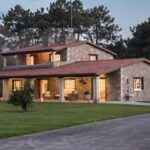 Modelos de casas de campo rústicas