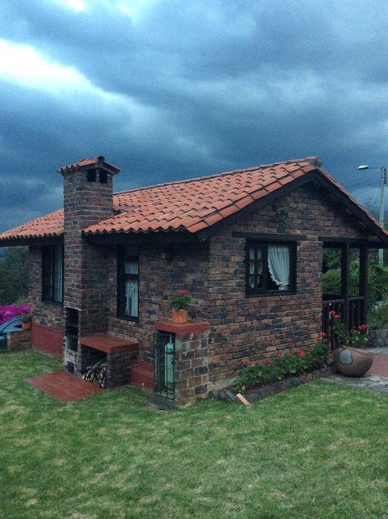 Revestimientos para casas de campo rústicas