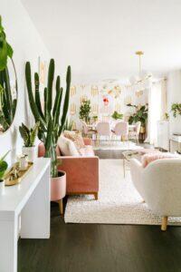 Tendencias en diseño de interiores