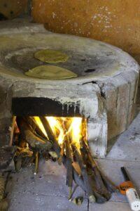 Cocinas a leña circulares