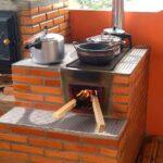 Cocinas a leña pequeñas
