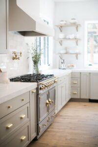 Jaladeras para puertas de cocina