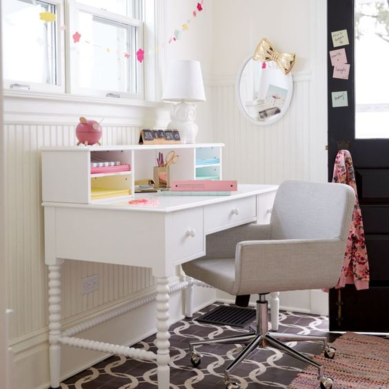 Diseños de escritorios infantiles
